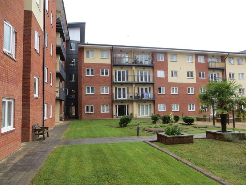 2 Bedrooms Apartment Flat for sale in Constantine House, Exeter