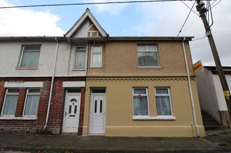 3 Bedrooms End Of Terrace House for sale in Eureka Place, Ebbw Vale, NP23