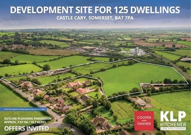 Land Commercial for sale in Station Road, Station Road, Castle Cary