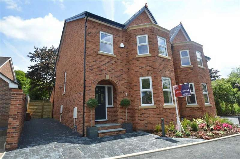 4 Bedrooms Semi Detached House for sale in Chepstow Close, Macclesfield
