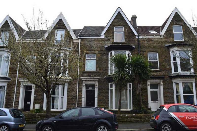 2 Bedrooms Terraced House for sale in St Albans Road, Swansea, SA2
