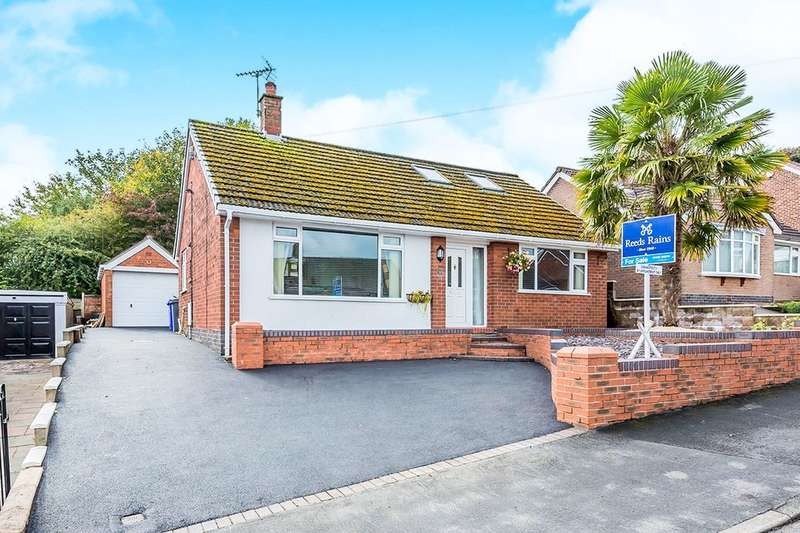 3 Bedrooms Detached Bungalow for sale in Axon Crescent, Stoke-On-Trent, ST3