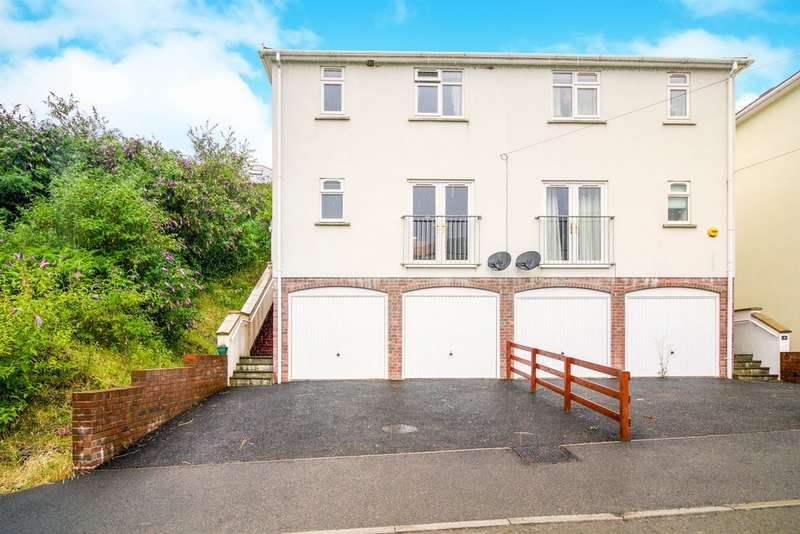 3 Bedrooms Semi Detached House for sale in Blandy Terrace, Nantymoel, Bridgend