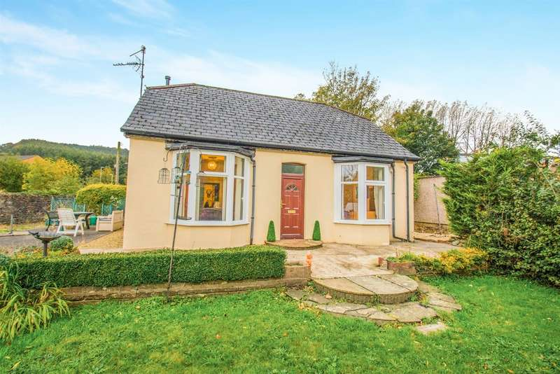 2 Bedrooms Detached Bungalow for sale in Mill Road, Pontnewynydd, Pontypool