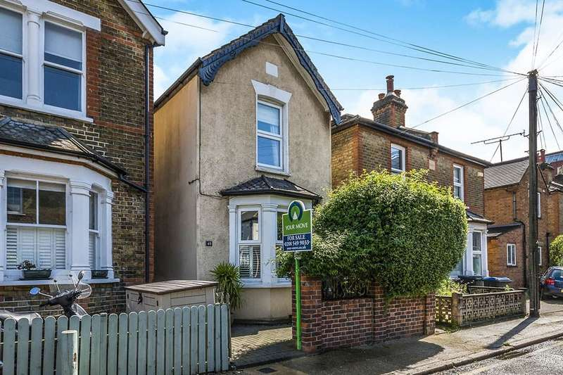 2 Bedrooms Detached House for sale in Avenue Road, Kingston Upon Thames, KT1