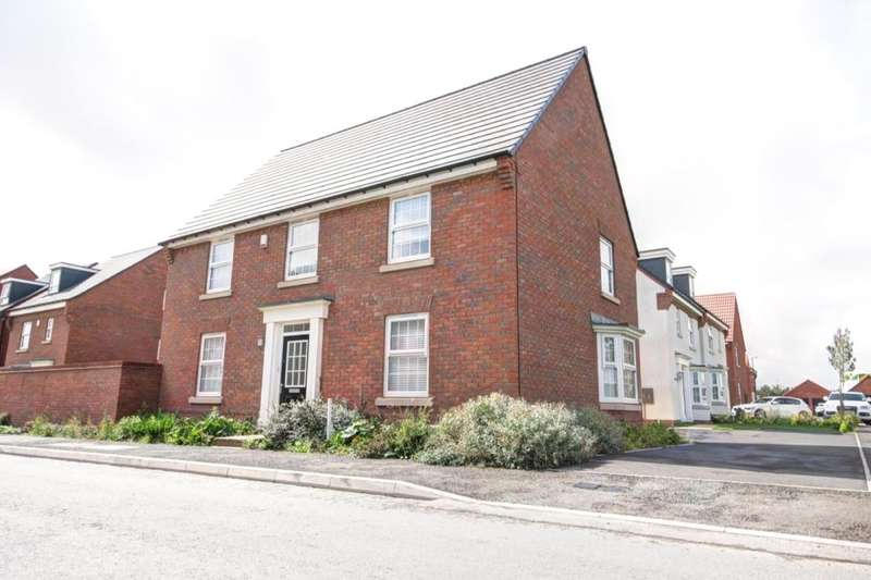 4 Bedrooms Detached House for sale in Edale Close, Washington, NE38