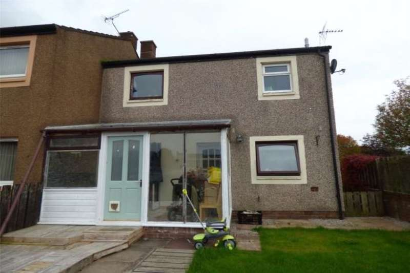 3 Bedrooms Property for sale in Burntscarth Road, Locharbriggs, Dumfries, DG1