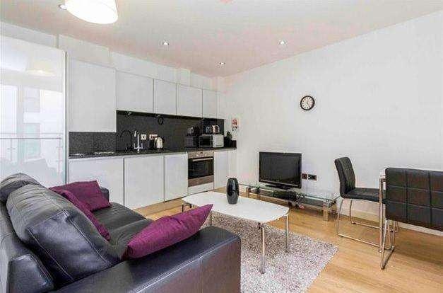 1 Bedroom Flat for sale in Alie Street, Aldgate,