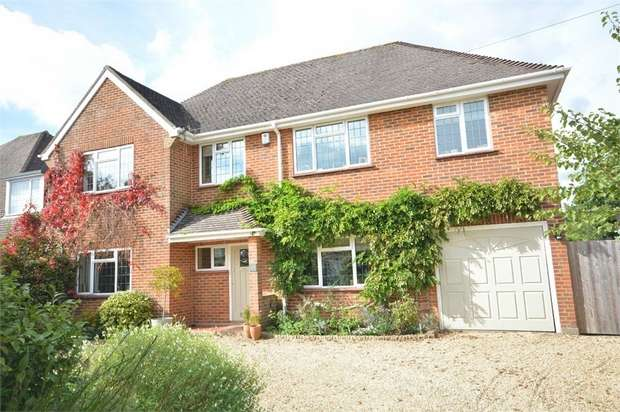 4 Bedrooms Detached House for sale in Keith Road, Talbot Woods, Bournemouth