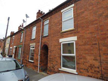 2 Bedrooms Terraced House for sale in Eastfield Street, Lincoln, ., Lincolnshire
