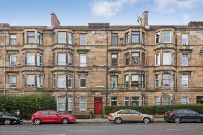2 Bedrooms Flat for sale in Alexandra Parade, Glasgow, Lanarkshire