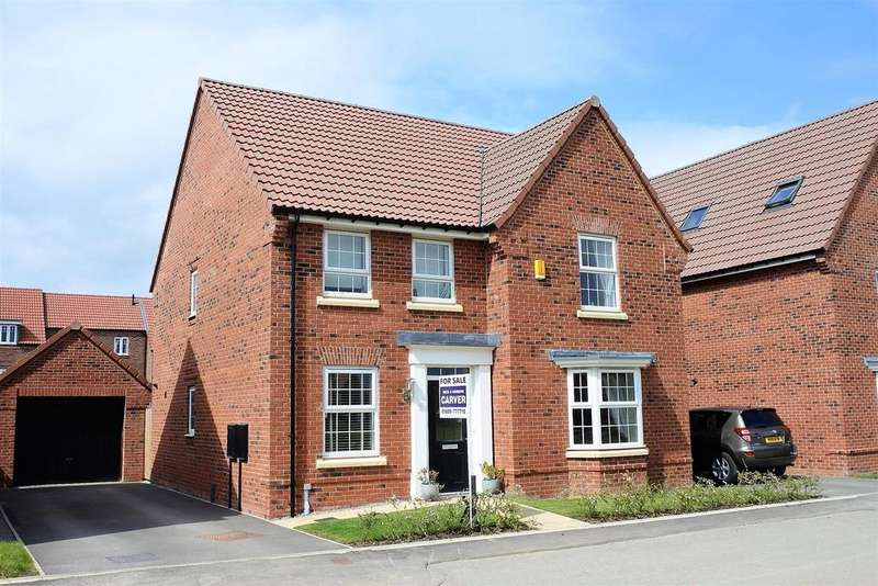 4 Bedrooms Detached House for sale in All Saints Lane, Northallerton