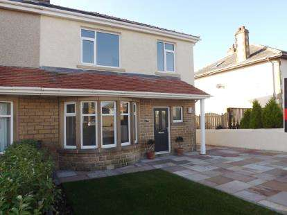 3 Bedrooms Semi Detached House for sale in Twemlow Parade, Heysham, Morecambe, Lancashire, LA3