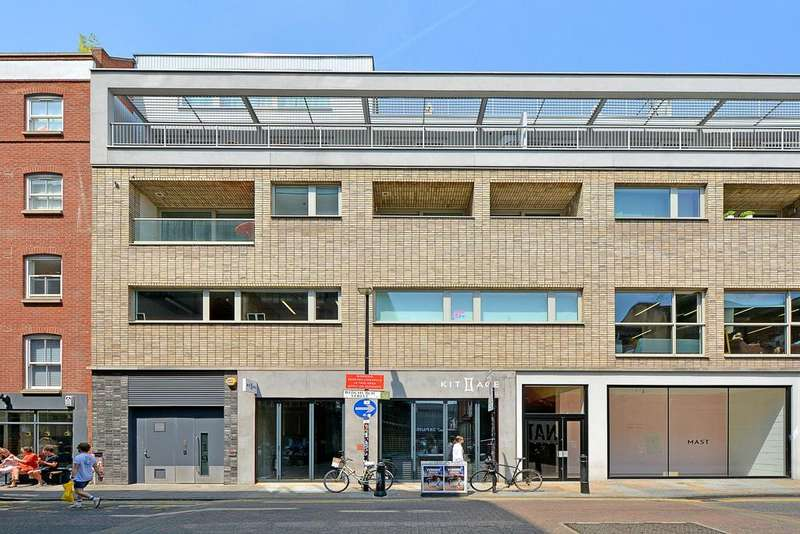 2 Bedrooms Flat for sale in Redchurch Street, Shoreditch, London