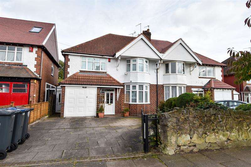 4 Bedrooms Semi Detached House for sale in Tessall Lane, Northfield, Birmingham