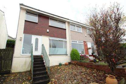 3 Bedrooms Semi Detached House for sale in Aboyne Drive, Paisley