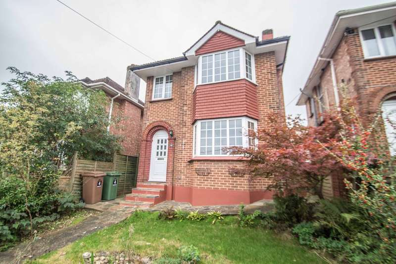 3 Bedrooms Detached House for sale in Plymstock, Plymouth