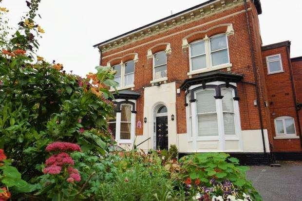 1 Bedroom Flat for sale in 8 Alcester Road, Moseley, Birmingham, B13 8BE