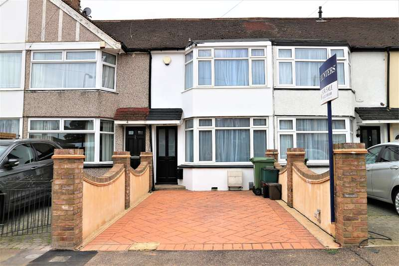 2 Bedrooms Terraced House for sale in Old Manor Way, Bexleyheath, Kent, DA7 6NG