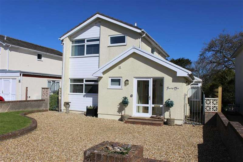 3 Bedrooms Detached House for sale in Bevelin Hall, Saundersfoot