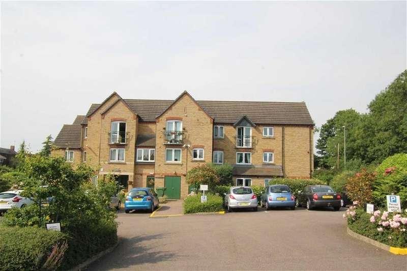 1 Bedroom Retirement Property for sale in 27, Jarvis Court, Brackley