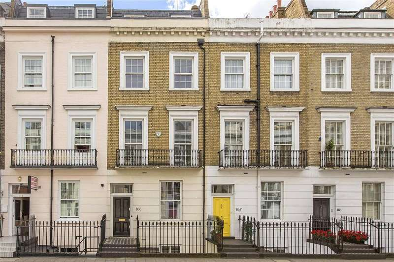 4 Bedrooms House for sale in Warwick Way, Pimlico, London