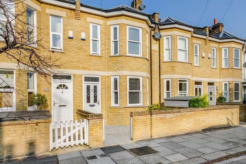 4 Bedrooms House for sale in Antrobus Road, Chiswick W4