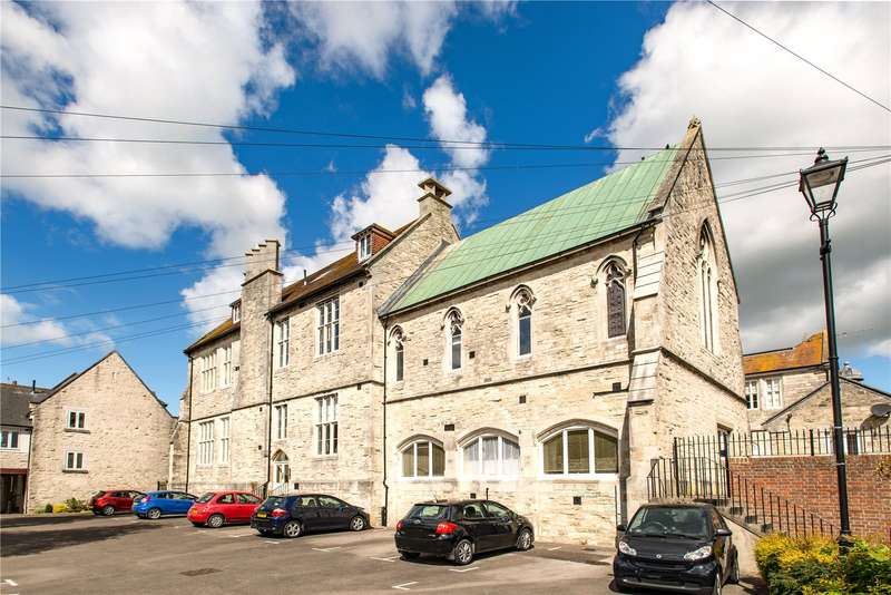 2 Bedrooms Apartment Flat for sale in Benjamin Ferrey House, Somerleigh Road, Dorchester, Dorset, DT1