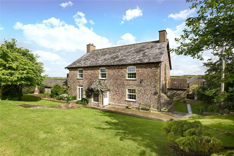 5 Bedrooms House for sale in Meshaw, South Molton, Devon, EX36
