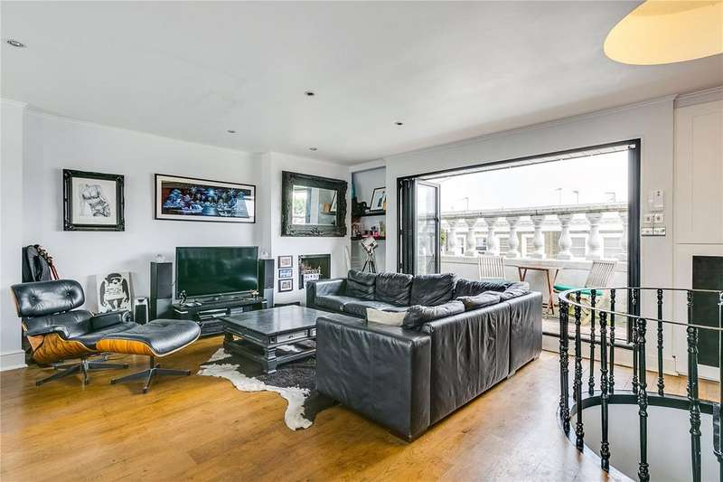 2 Bedrooms Flat for sale in Comeragh Road, Barons Court, London