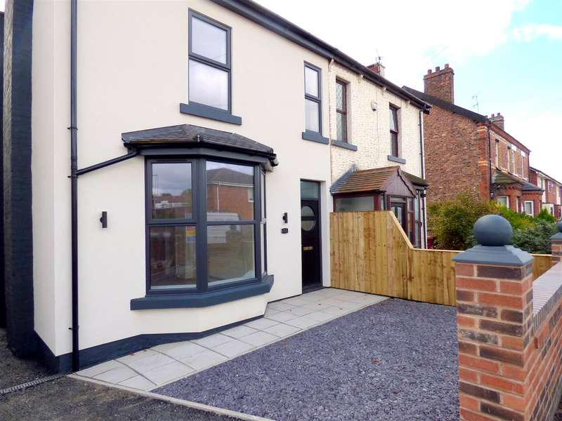 4 Bedrooms Semi Detached House for sale in Poplar Cottage, Hall Lane, Huyton, Liverpool