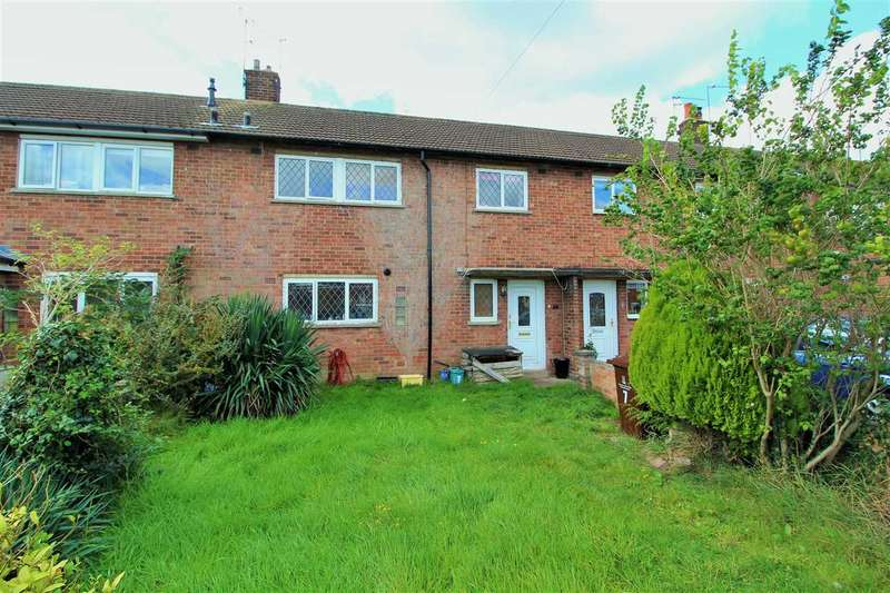 3 Bedrooms Terraced House for sale in Inworth Walk, Colchester