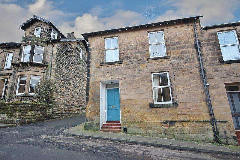 3 Bedrooms End Of Terrace House for sale in Upper Howick Street, Alnwick