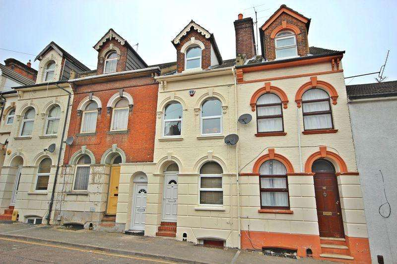 2 Bedrooms Apartment Flat for sale in Cardigan Street, Luton