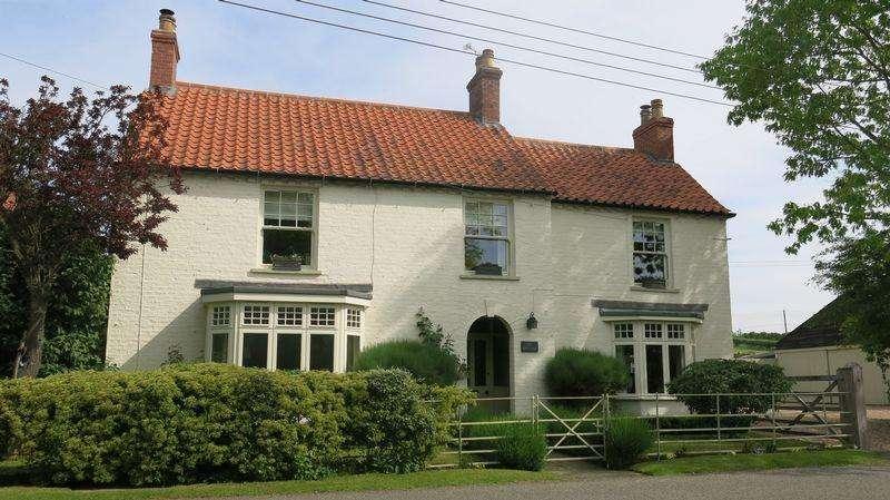 5 Bedrooms Detached House for rent in The Little Grange, Park Lane, Heighington, LN4 1RF