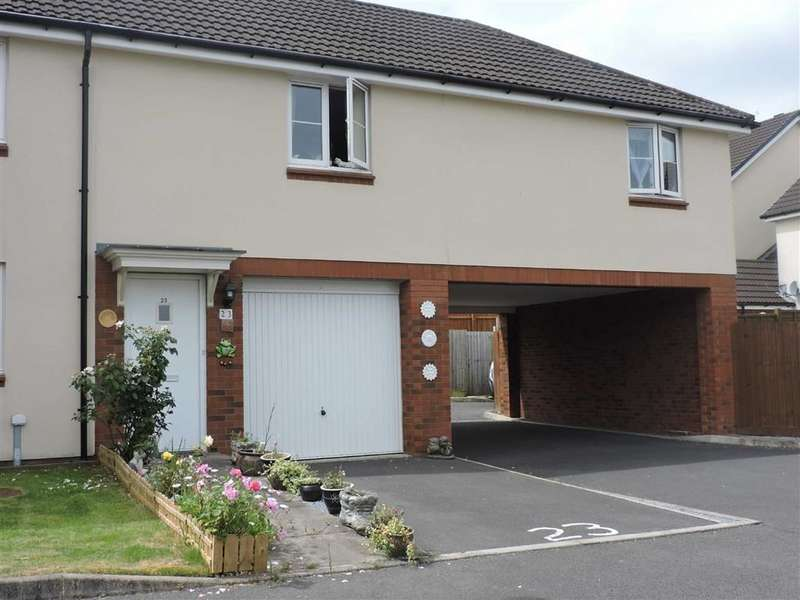 2 Bedrooms Flat for sale in Heol Cae Tynewydd, Loughor