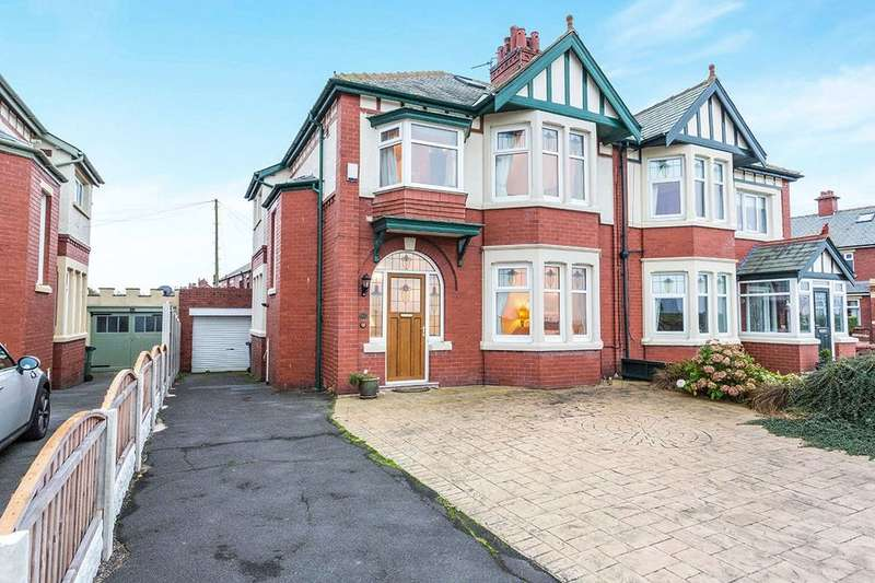 3 Bedrooms Semi Detached House for sale in The Esplanade, Fleetwood, FY7