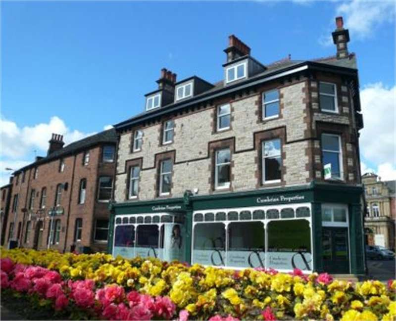 2 Bedrooms Flat for sale in CA11 7PX Fenton House, Corney Square, Penrith, Cumbria