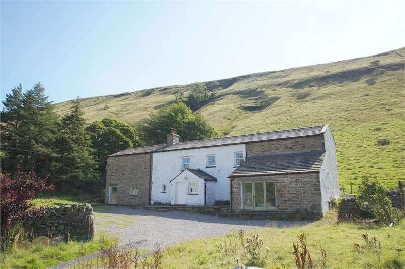 4 Bedrooms Detached House for sale in CA17 4JX Rigg Sike, Mallerstang, Kirkby Stephen, Cumbria