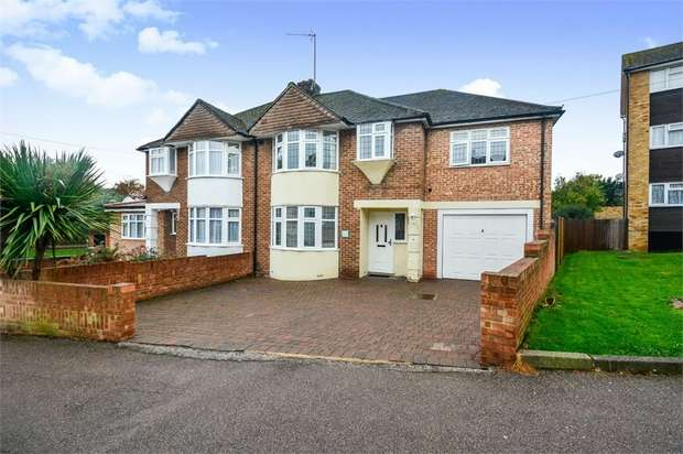 4 Bedrooms Semi Detached House for sale in Mimms Hall Road, Potters Bar, Hertfordshire