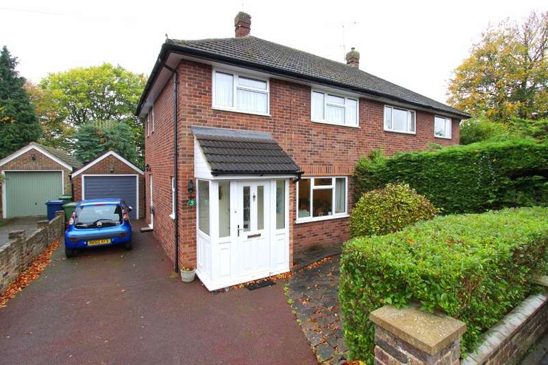 3 Bedrooms Semi Detached House for sale in Mortens Wood, Amersham, HP7