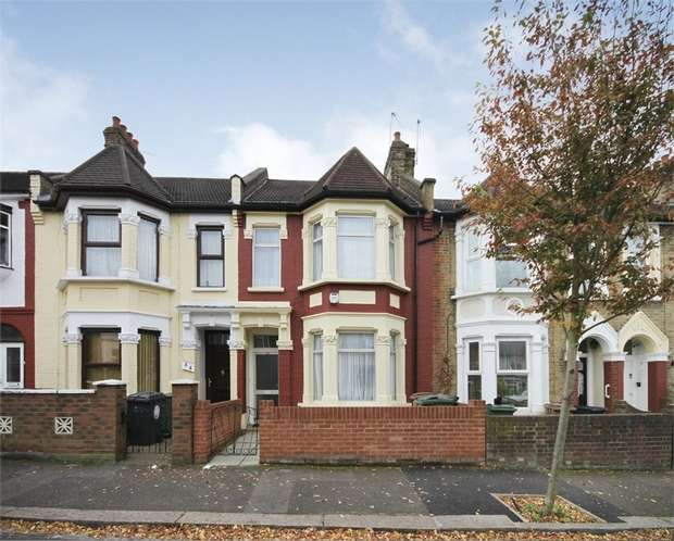3 Bedrooms Terraced House for sale in Chesterfield Road, Leyton, London