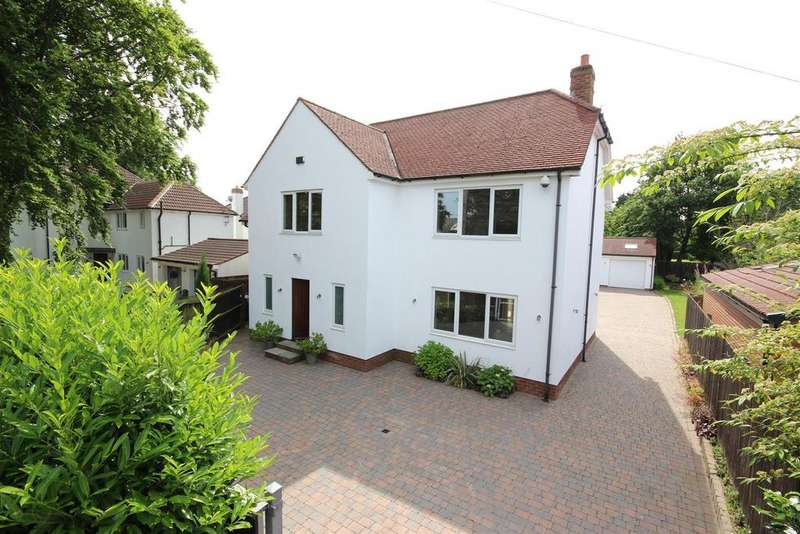 5 Bedrooms Detached House for sale in Westfield Lane, Swanland