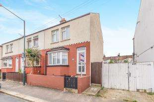 2 Bedrooms End Of Terrace House for sale in Gordon Road, Gillingham, Kent, .