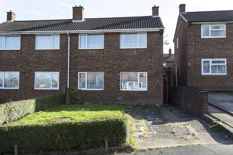 2 Bedrooms Semi Detached House for sale in Oldacre Road, Oldbury