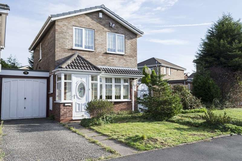 3 Bedrooms Detached House for sale in Temple Way, Oldbury