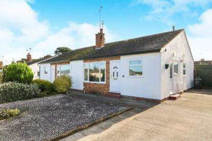 2 Bedrooms Bungalow for sale in St Davids Road, Abergele, Conwy, North Wales, LL22