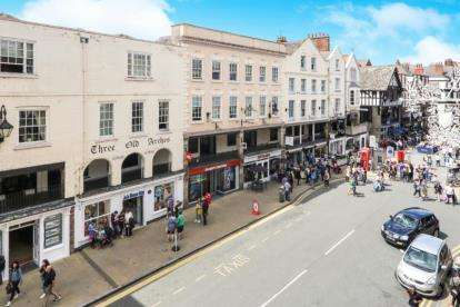 Flat for sale in Bridge Row East, Chester, CH1