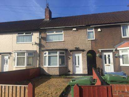 3 Bedrooms Terraced House for sale in Drake Way, Fazakerley, Liverpool, Uk, L10