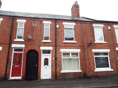 2 Bedrooms Terraced House for sale in Edwin Street, Daybrook, Nottingham